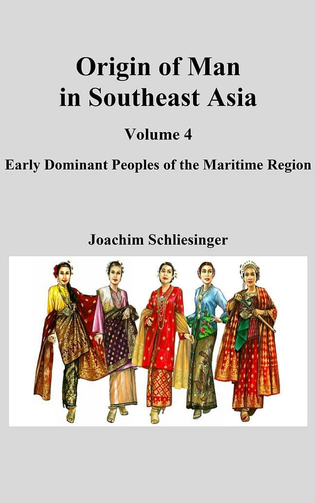 Origin of Man in Southeast Asia 4 - Early Dominant Peoples of the Maritime Region 1