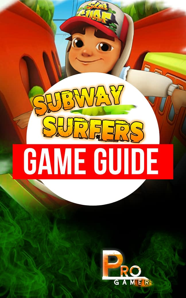 Subway Surfers Game Guide 1