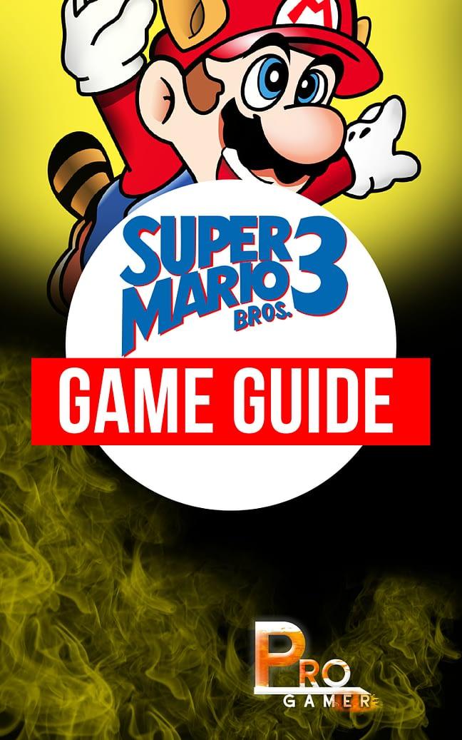 Super Mario Bros 3 Game Guide 1