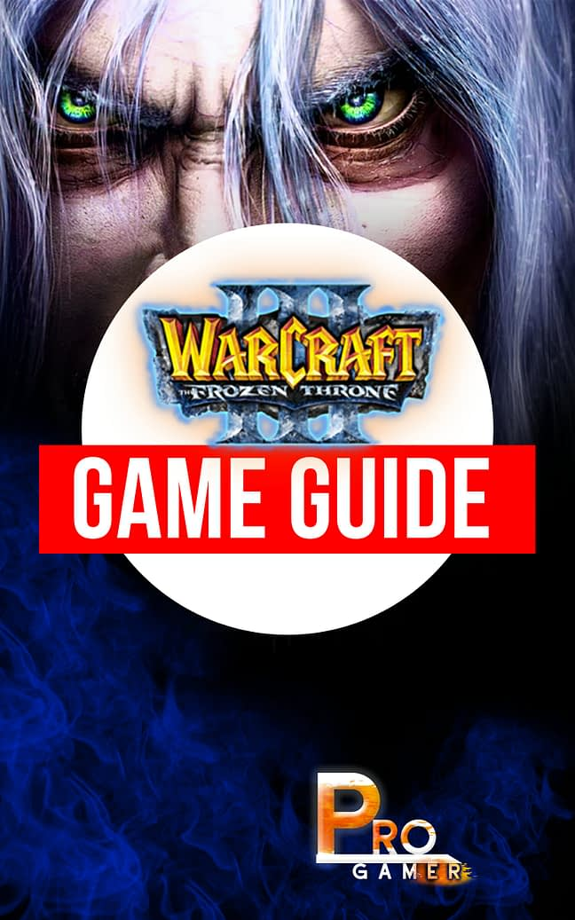 Warcraft 3 The Frozen Throne Game Guide 1