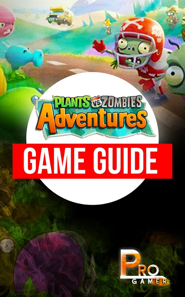 Plants vs Zombies Adventures Game Guide 1