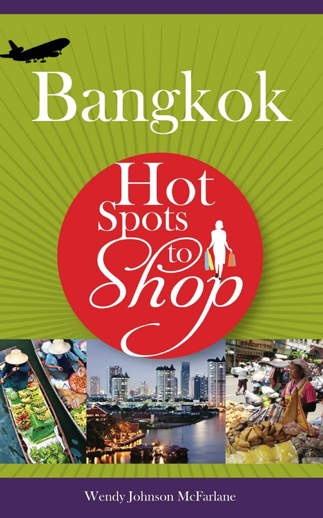 Hot Spots to Shop Bangkok 1