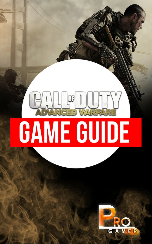 Call of Duty Advanced Warfare Game Guide 1