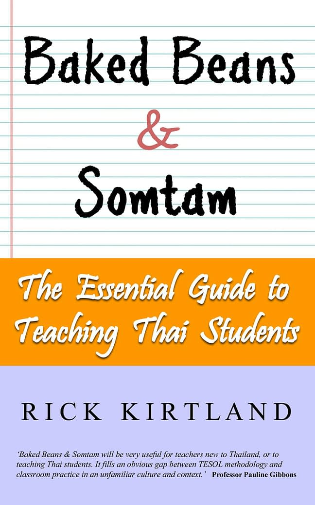 Baked Beans & Somtam: The Essential Guide to Teaching Thai Students 1