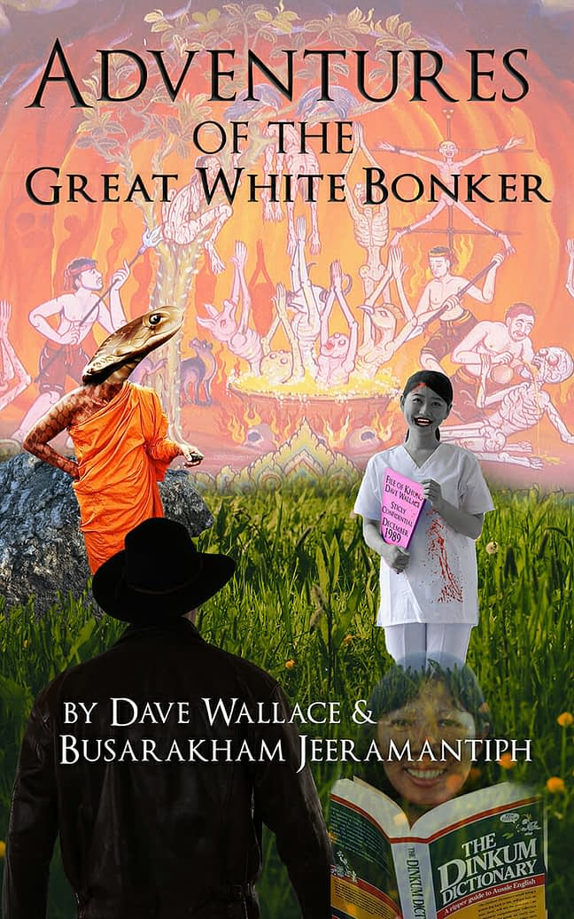 Adventures of the Great White Bonker 1