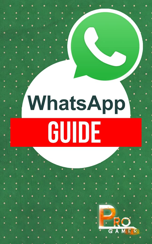 WhatsApp Guide 1