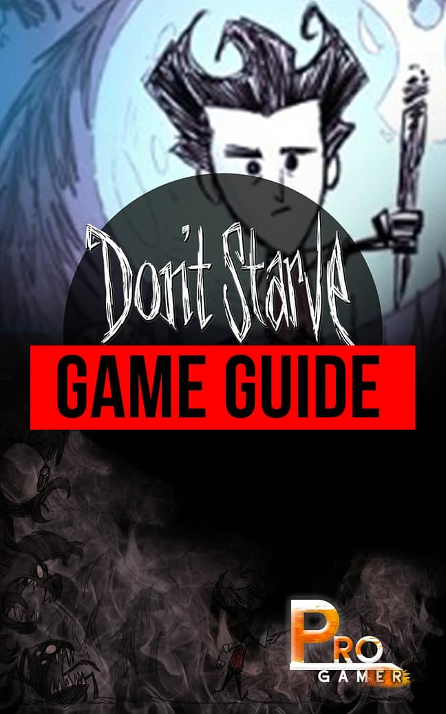 Don't Starve Game Guide 1