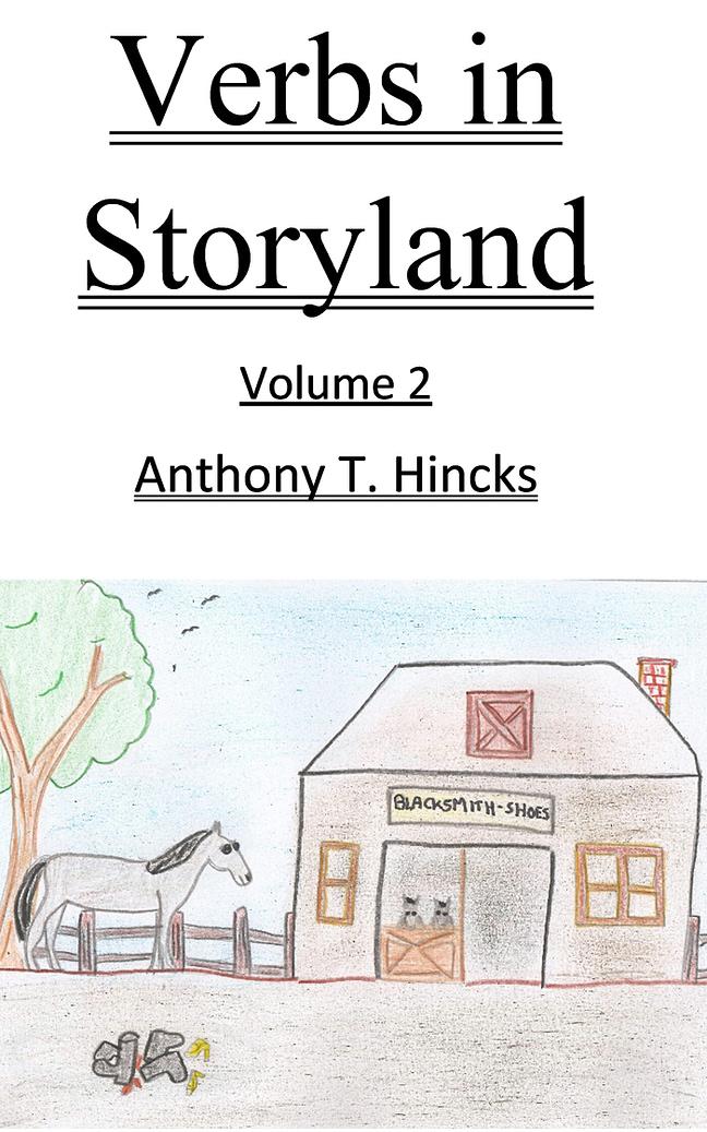 Verbs in Storyland - Volume 2 1