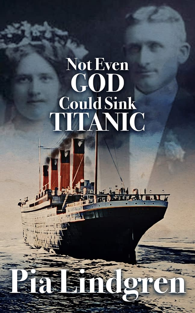 Not even God Could sink Titanic 1