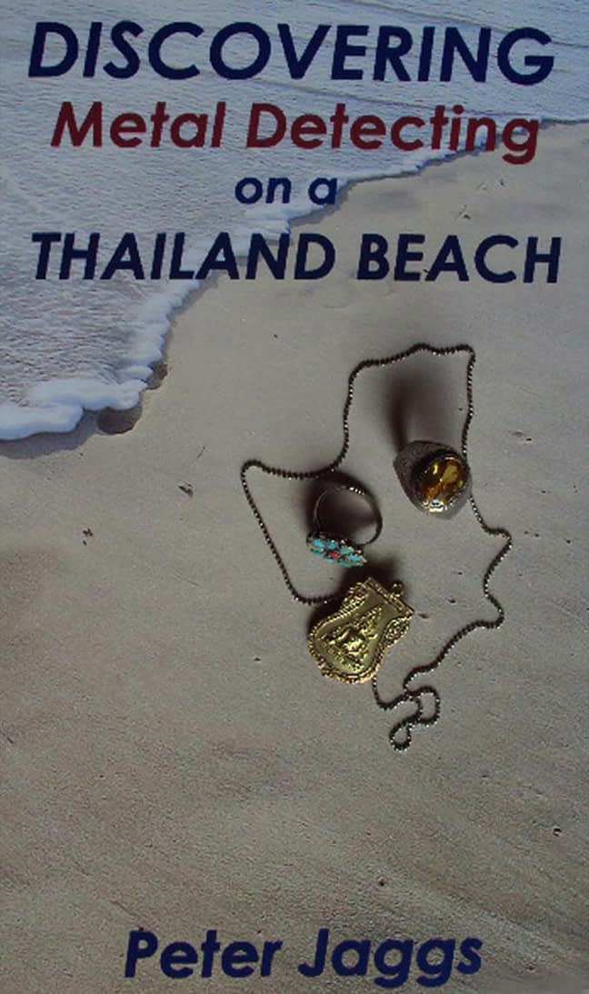 Discovering Metal Detecting on a Thailand Beach 1
