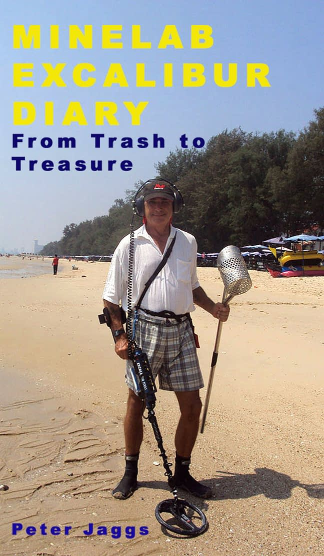 Minelab Excalibur Diary - From Trash to Treasure 1