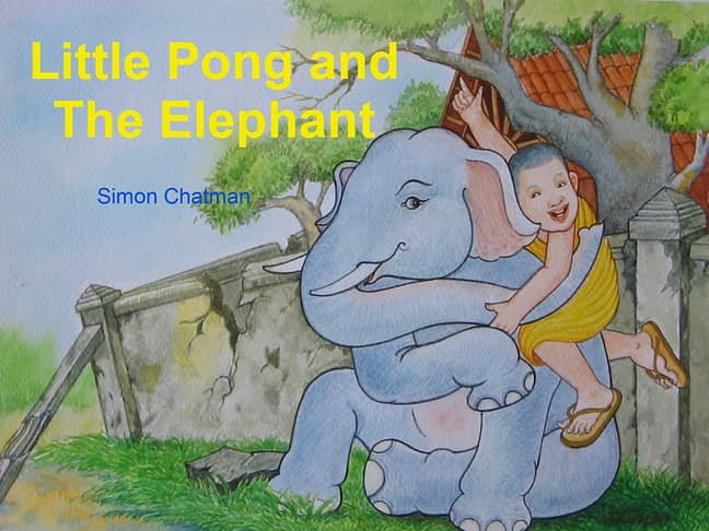 Little Pong and the Elephant 1