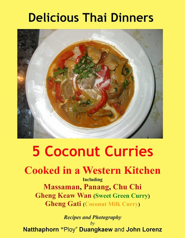 5 Coconut Curries 1