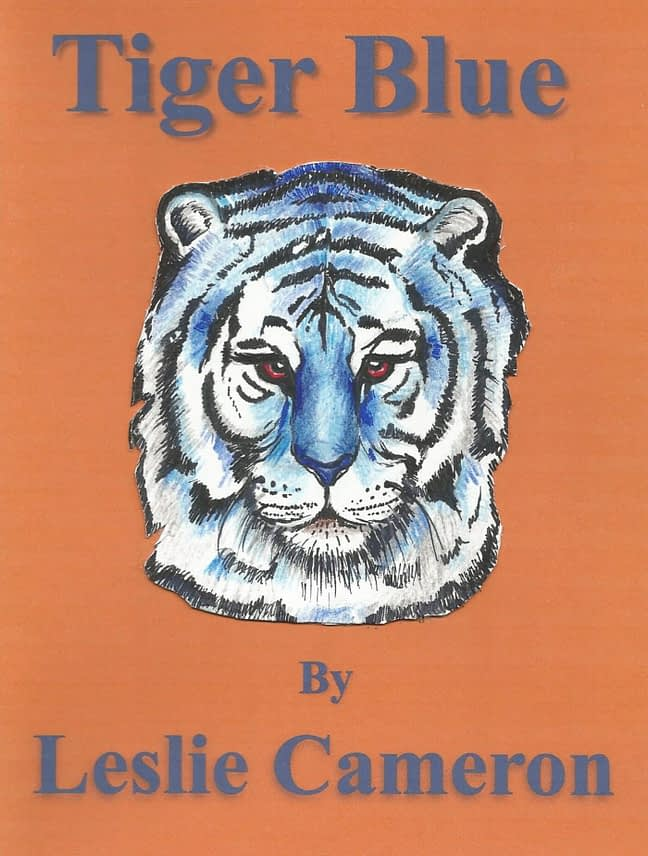 Tiger Blue 1