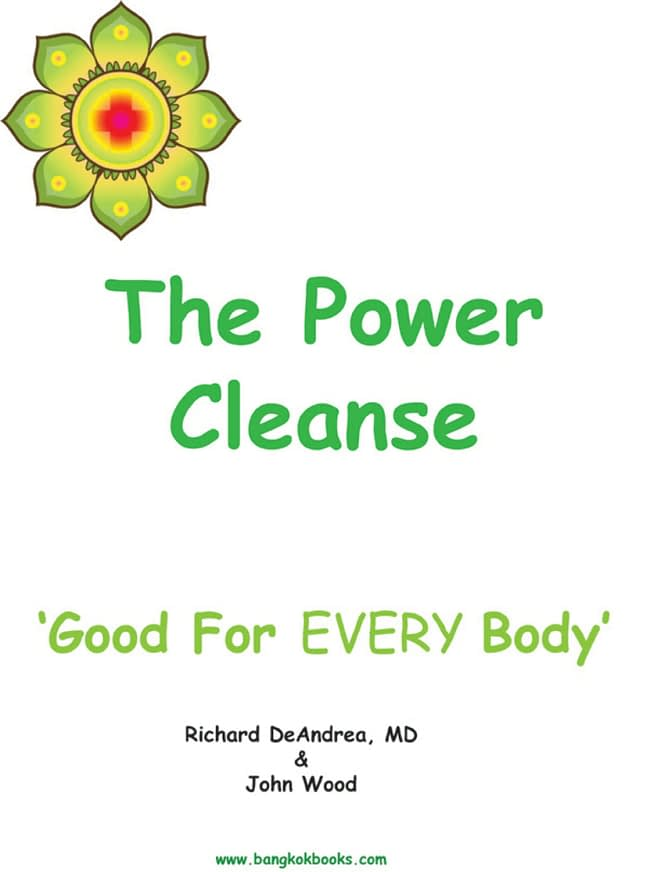 The Power Cleanse Workbook 1