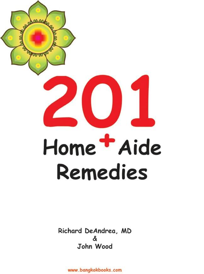 201 Home Remedies 1