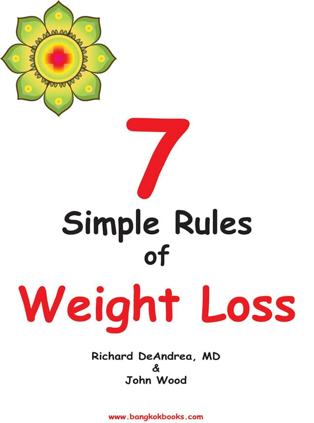 7 Simple Rules of Weight Loss 1