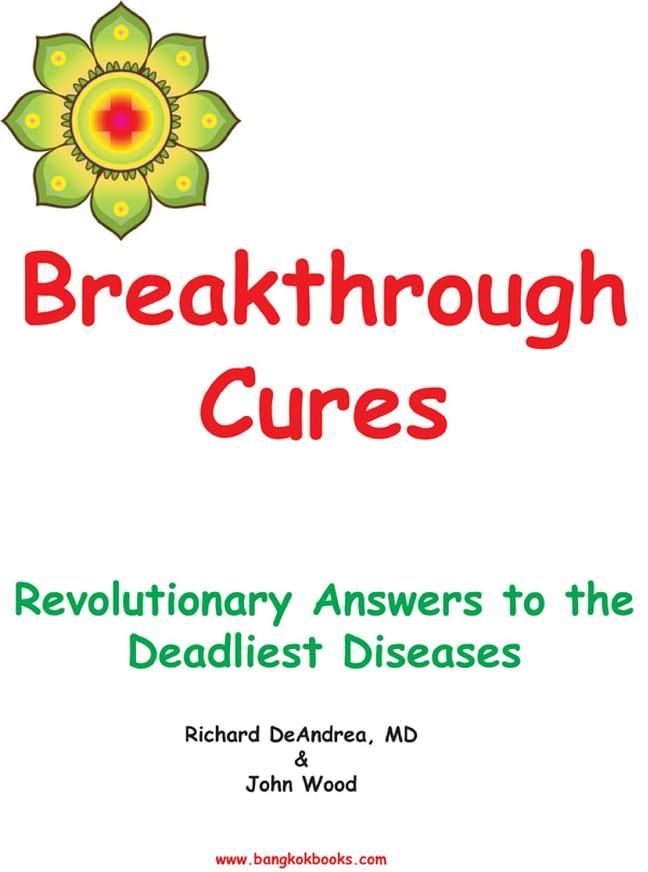 Breakthrough Cures 1