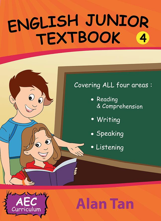 English Junior Textbook For Grade 4 1