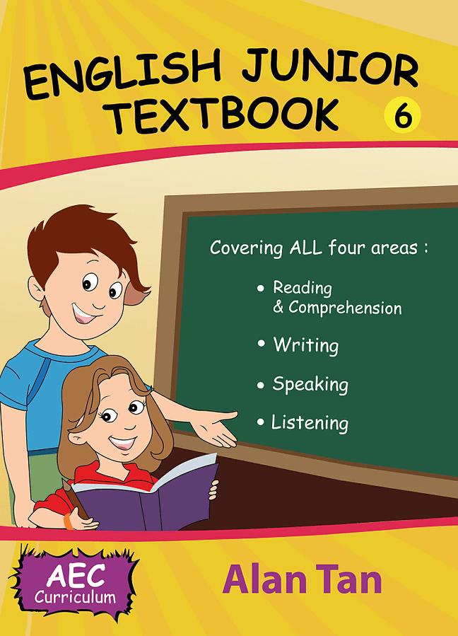 English Junior Textbook For Grade 6 1