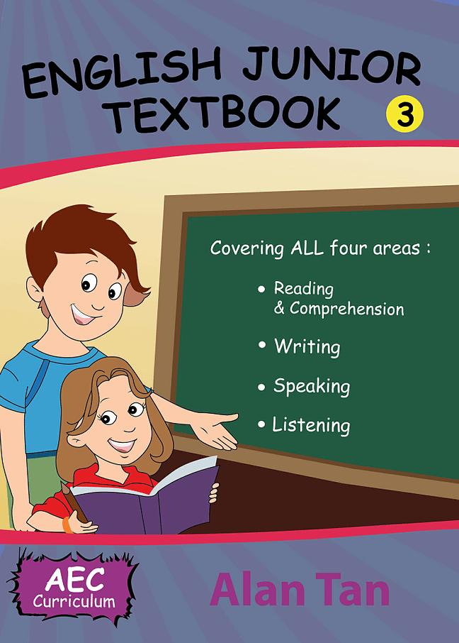 English Junior Textbook For Grade 3 1