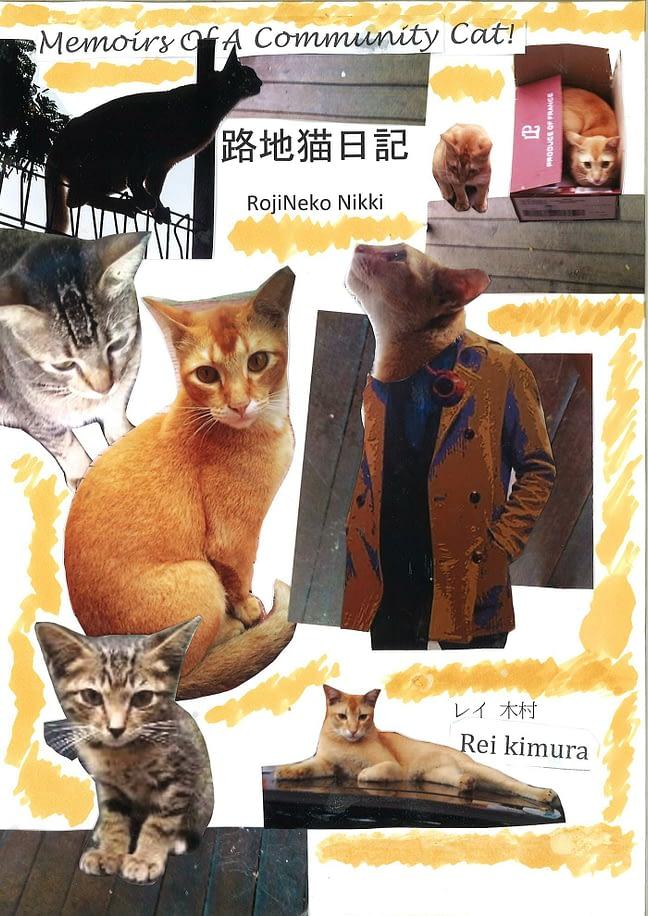 Memoirs of a Community Cat 1