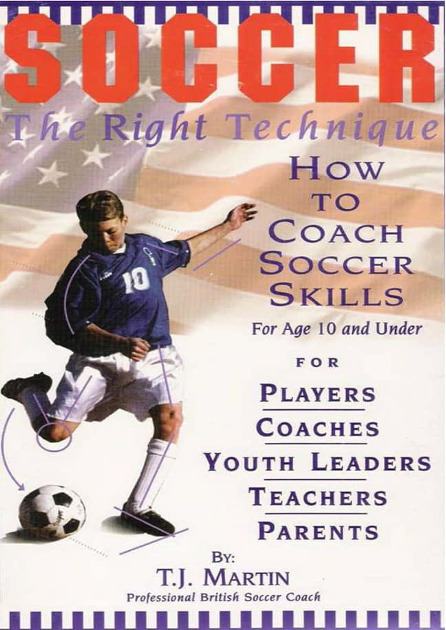 Soccer The Right Technique - How To Coach Soccer Skills 1