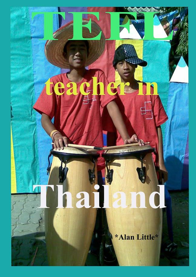 TEFL Teacher in Thailand 1