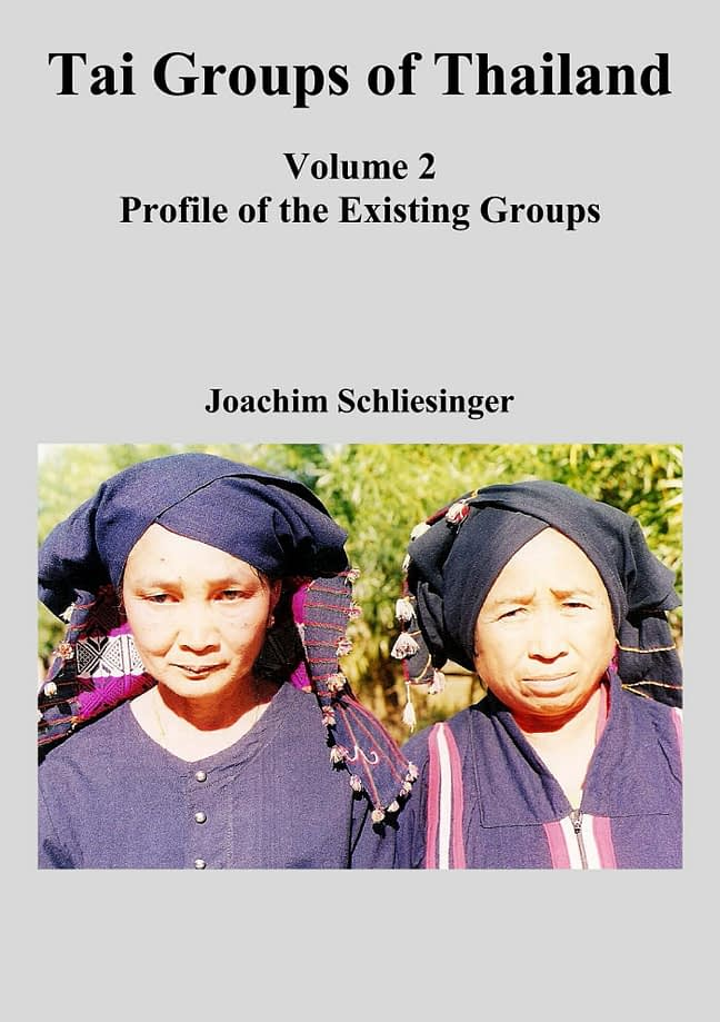 Tai Groups of Thailand 2 - Profile of the Existing Groups 1