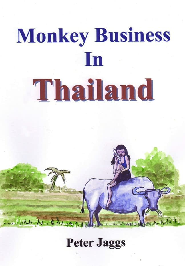 Monkey Business in Thailand 1