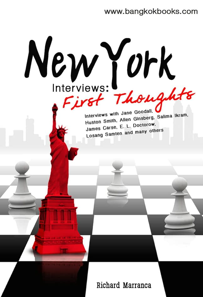 New York Interviews: First Thoughts 1