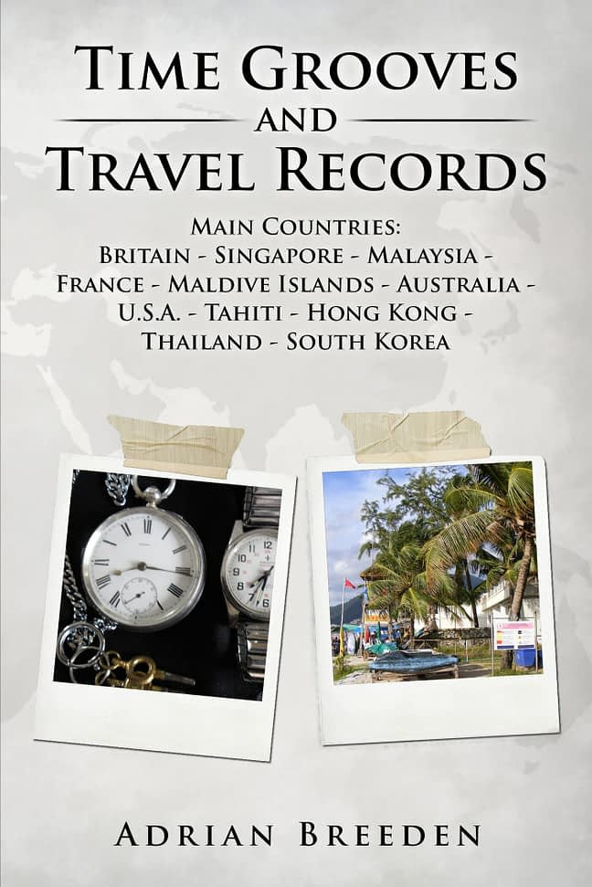 Time Grooves and Travel Records 1