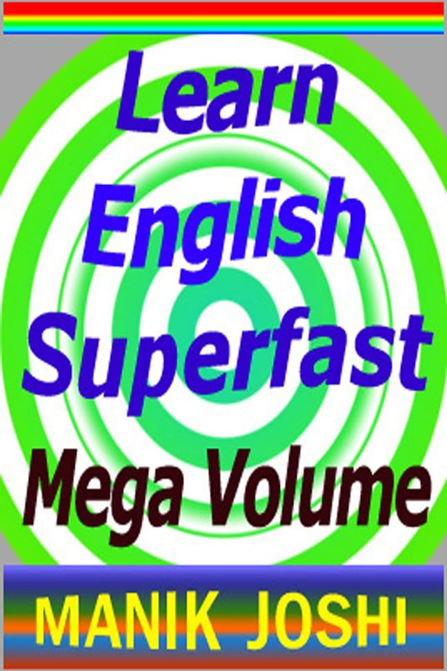 Learn English Superfast - Mega Volume 1