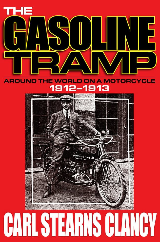 The Gasoline Tramp or Around the World on a Motorcycle (1912-1913) 1