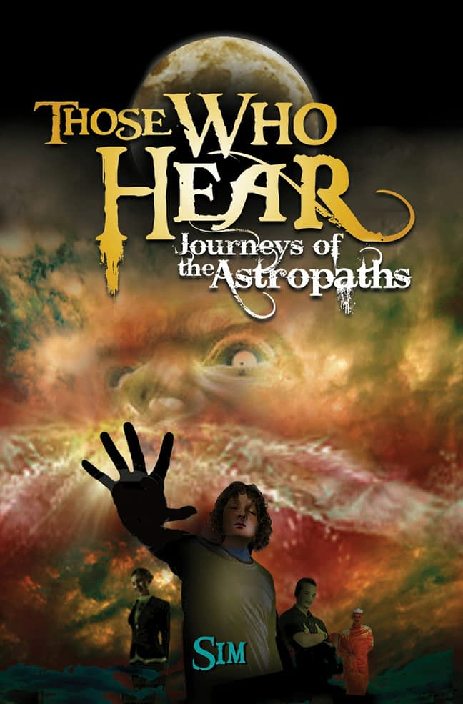 Those Who Hear - Journeys of the Astropaths 1